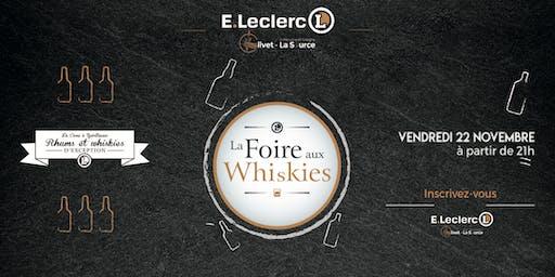Foire aux Whiskies
