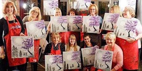 Winter Blossom Brush Party - Henleaze tickets