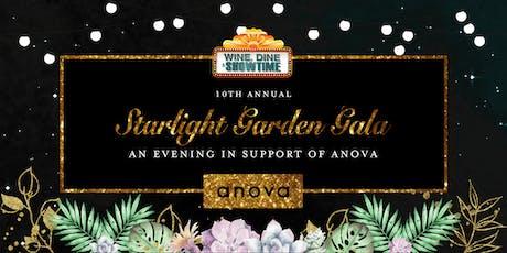Wine, Dine & Showtime: Starlight Garden Gala tickets