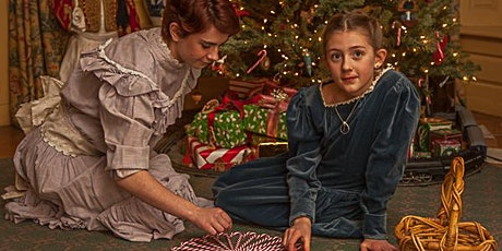 """Holiday Theatricals: """"Unwrapping The Past: Tales of Theodate Pope"""" tickets"""