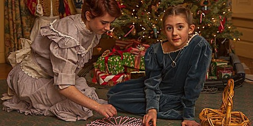 """Holiday Theatricals: """"Unwrapping The Past: Tales of Theodate Pope"""""""