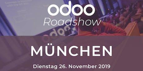 Odoo Roadshow - Munich Tickets