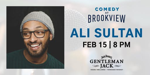 Comedy at Brookview - Ali Sultan