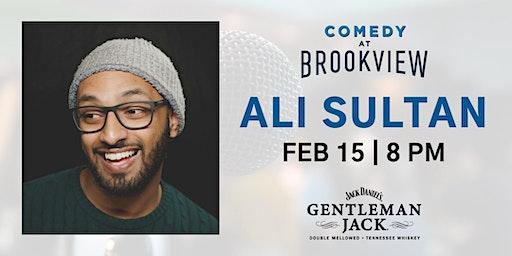 Comedy at Brookview - Ali Sultan