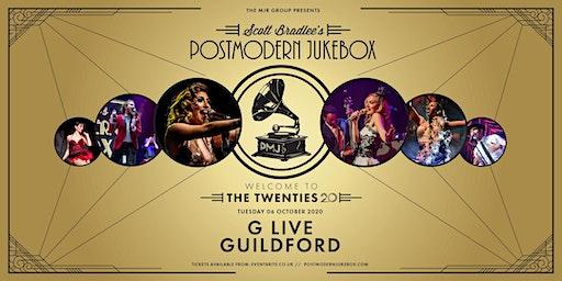 Scott Bradlee's Postmodern Jukebox (G Live, Guildford)