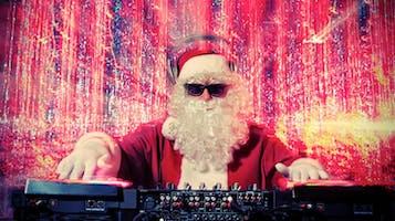 Santa Kickoff Party