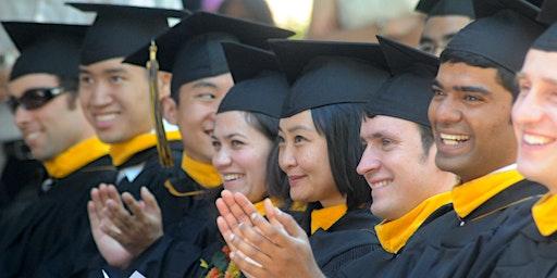 Berkeley School of Information Winter 2020 Commencement