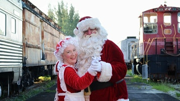 """Gold Coast Railroad Museum's """"A Holly Jolly Holiday Event"""""""