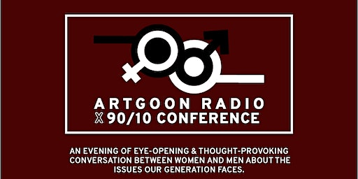 ARTGOON RADIO X 90/10 Conference Live Podcast Event
