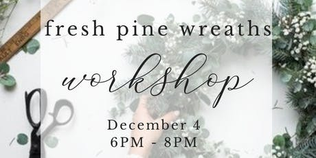 Fresh Pine Wreath | La Valencia La Jolla tickets