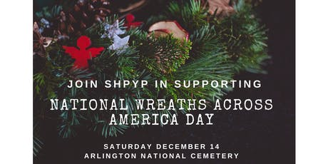 Wreath Laying Holiday Service Event tickets