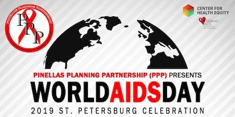 StPete World AIDS Day Celebration 2019 tickets