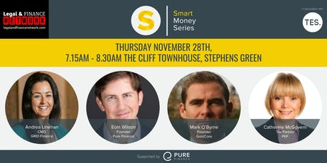 The Smart Money Series November Edition  tickets