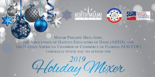 2019 Holiday Mixer