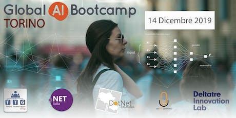 Global AI Bootcamp 2019 Torino biglietti