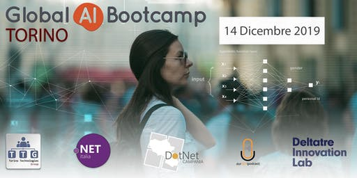 Global AI Bootcamp 2019 Torino