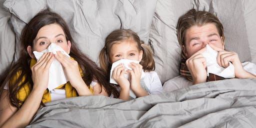 Affronter les maux d'hiver familiaux en toute sérénité !