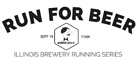 Beer Run - Whiner Beer | Part of the 2020 Illinois Brewery Running Series tickets