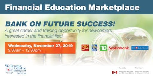 Financial Education Marketplace