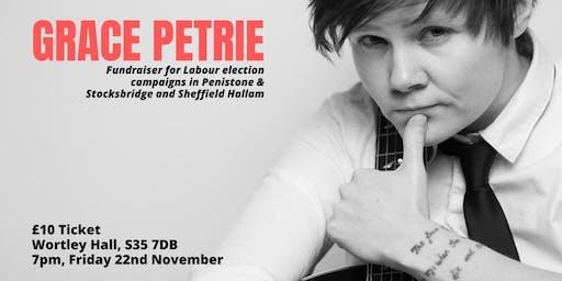 Grace Petrie, Labour Party Fundraiser.