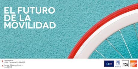 El futuro de la movilidad en Madrid entradas