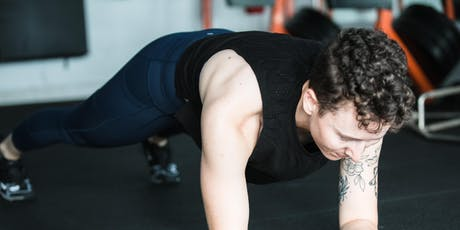 STRONG ENOUGH: 6 Week Strength Course for Beginners tickets