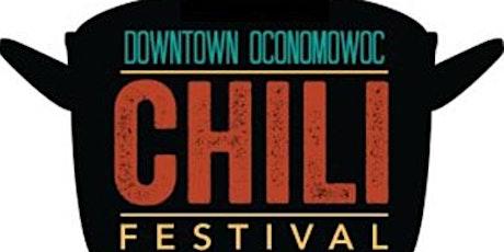 DOBA's 2020 Chili Fest Non-Profit Lottery Registry tickets