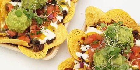 The Little Green Kitchen Pop-Up : Vegan Tacos Nachos Tostadas & Desserts tickets