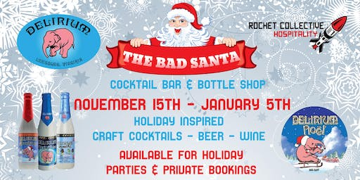 Bad Santa Cocktail & Bottle Shop