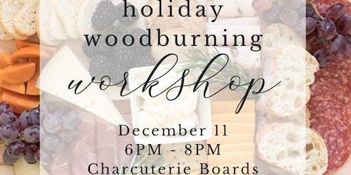 Holiday Wood Burning | La Valencia La Jolla