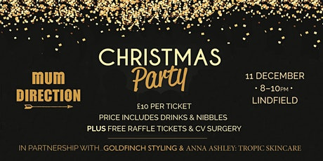 Mum Direction Christmas Party tickets