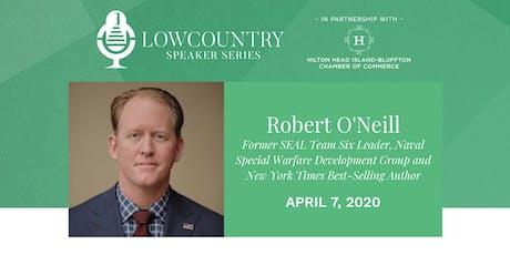 Lowcountry Speaker Series 2020 - Robert O'Neill tickets