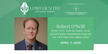 Lowcountry Speaker Series 2020 - Robert O'Neill tickets
