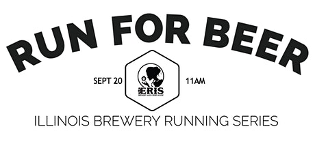 Beer Run - ERIS Brewery | Part of the 2020 Illinois Brewery Running Series tickets