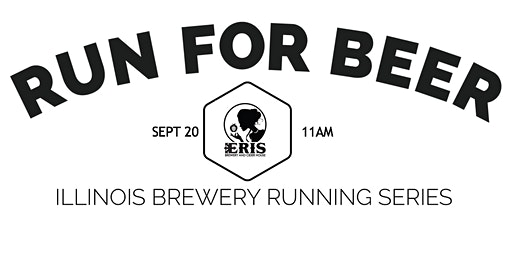 Beer Run - ERIS Brewery | Part of the 2020 Illinois Brewery Running Series