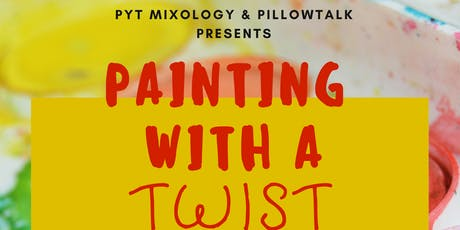 Painting with a Twist & Mixer tickets
