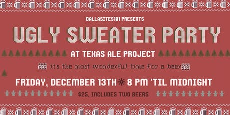 Ultimate Ugly Sweater Party tickets