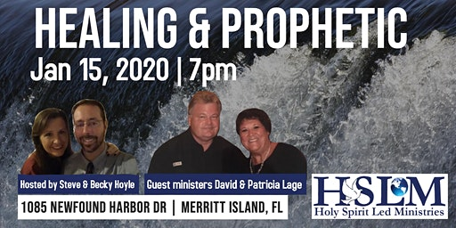 Healing and Prophetic - Merritt Island, FL