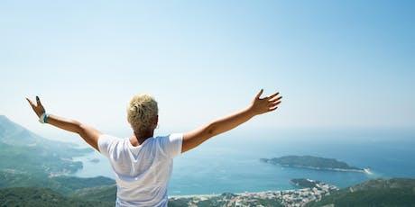 ONLINE Webinar: Decrease Stress, Increase Success, and Enhance Joy Today! tickets