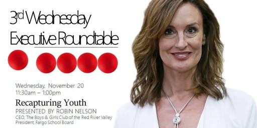 3rd Wednesday Roundtable | Nov2019