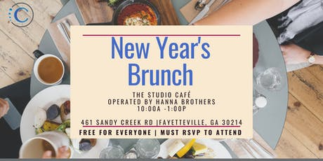2nd Annual New Year's Brunch tickets