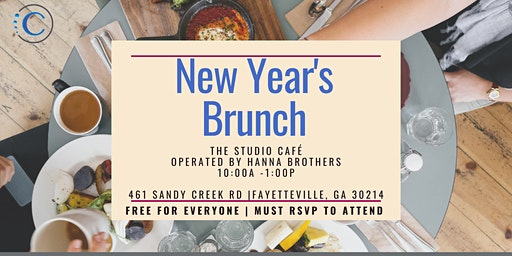 2nd Annual New Year's Brunch