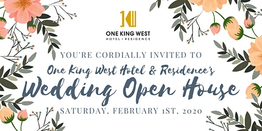 One King West's Wedding Open House | 2020