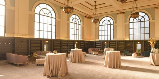 The Library: A Holiday Party for the History Books