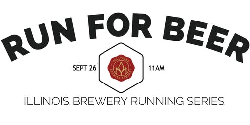 Beer Run - Pollyanna Brewing | Part of the 2020 IL Brewery Running Series