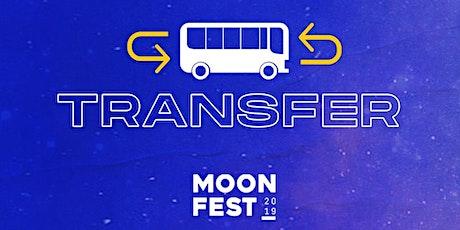 MoonFest 2019  - TRASLADOS (Ida y Vuelta) entradas
