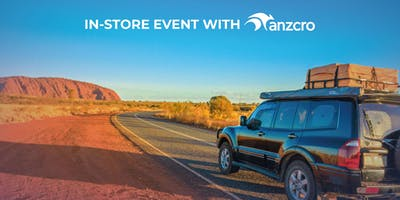 Australia & New Zealnd In-store Event