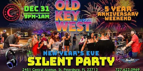 NYE Silent Party tickets