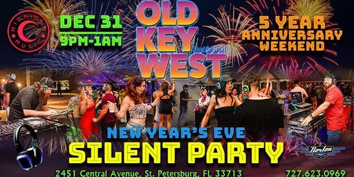 NYE Silent Party