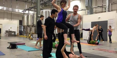 Intro to Acro Yoga tickets